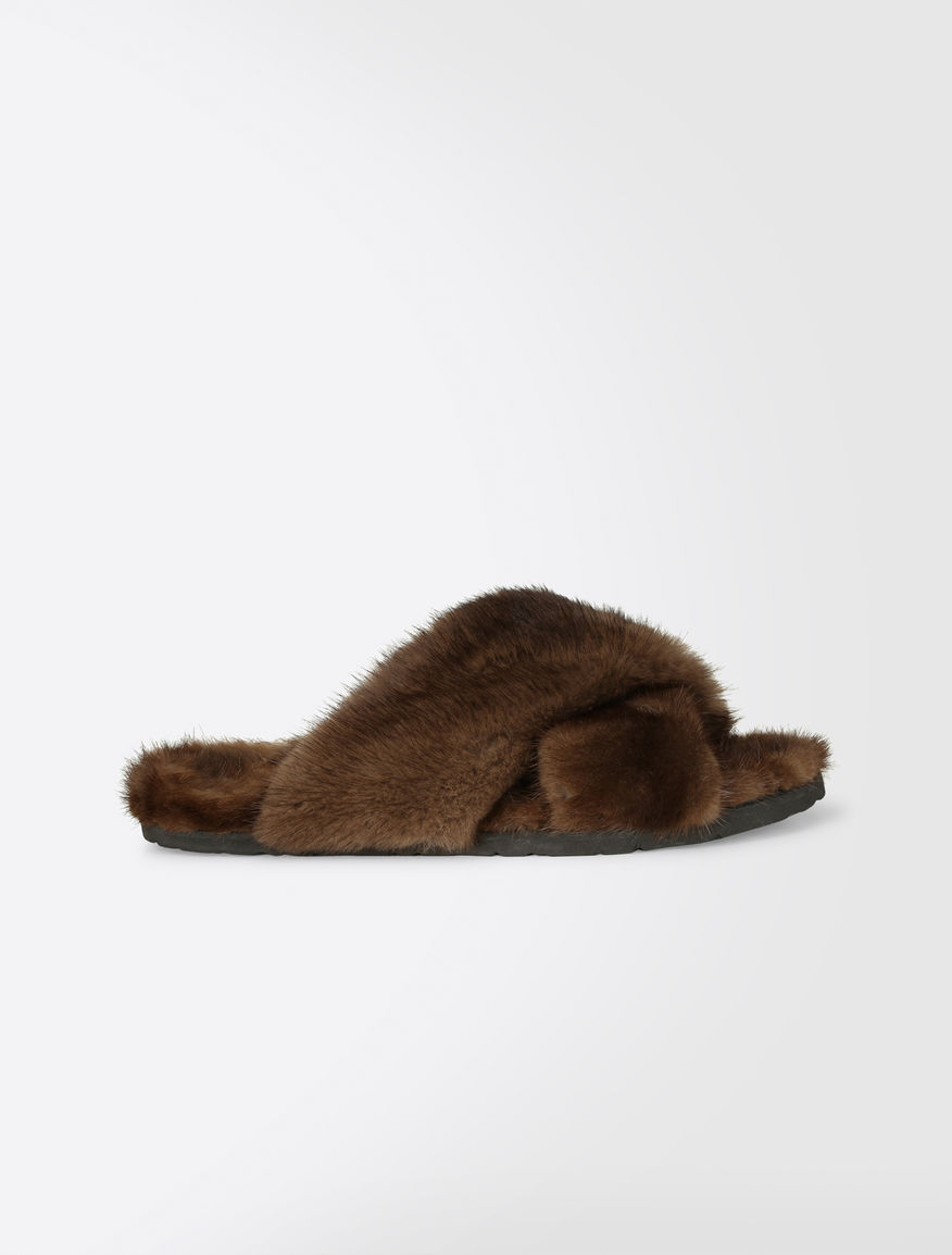 Slip on in visone Weekend Maxmara