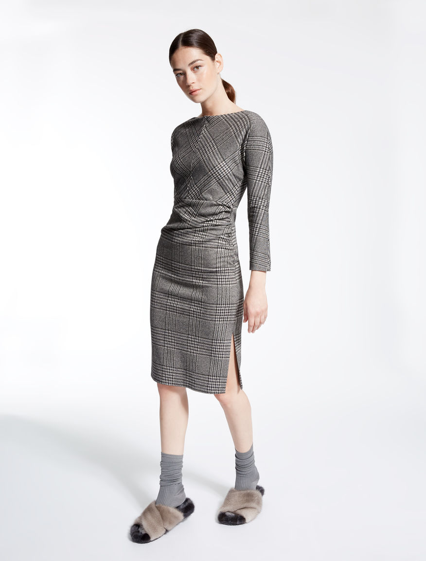 Jacquard jersey dress Weekend Maxmara