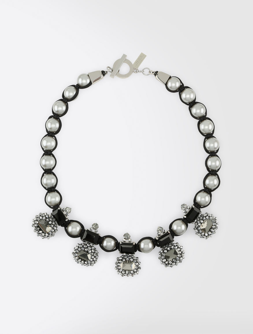 Collana con perle Weekend Maxmara