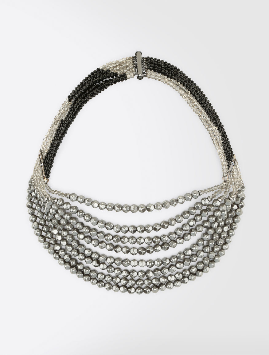 Pearl multi-strand necklace Weekend Maxmara