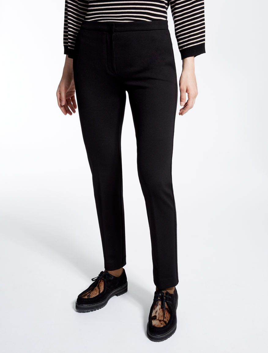Technical jersey trousers Weekend Maxmara