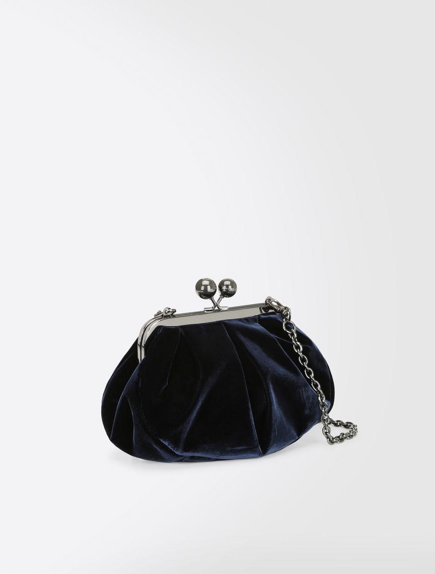 Pasticcino Bag Mini in velluto Weekend Maxmara