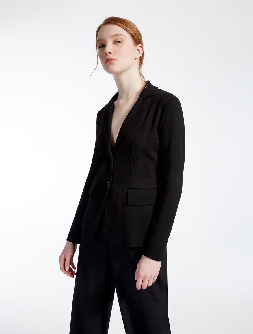 Viscose jersey jacket Weekend Maxmara