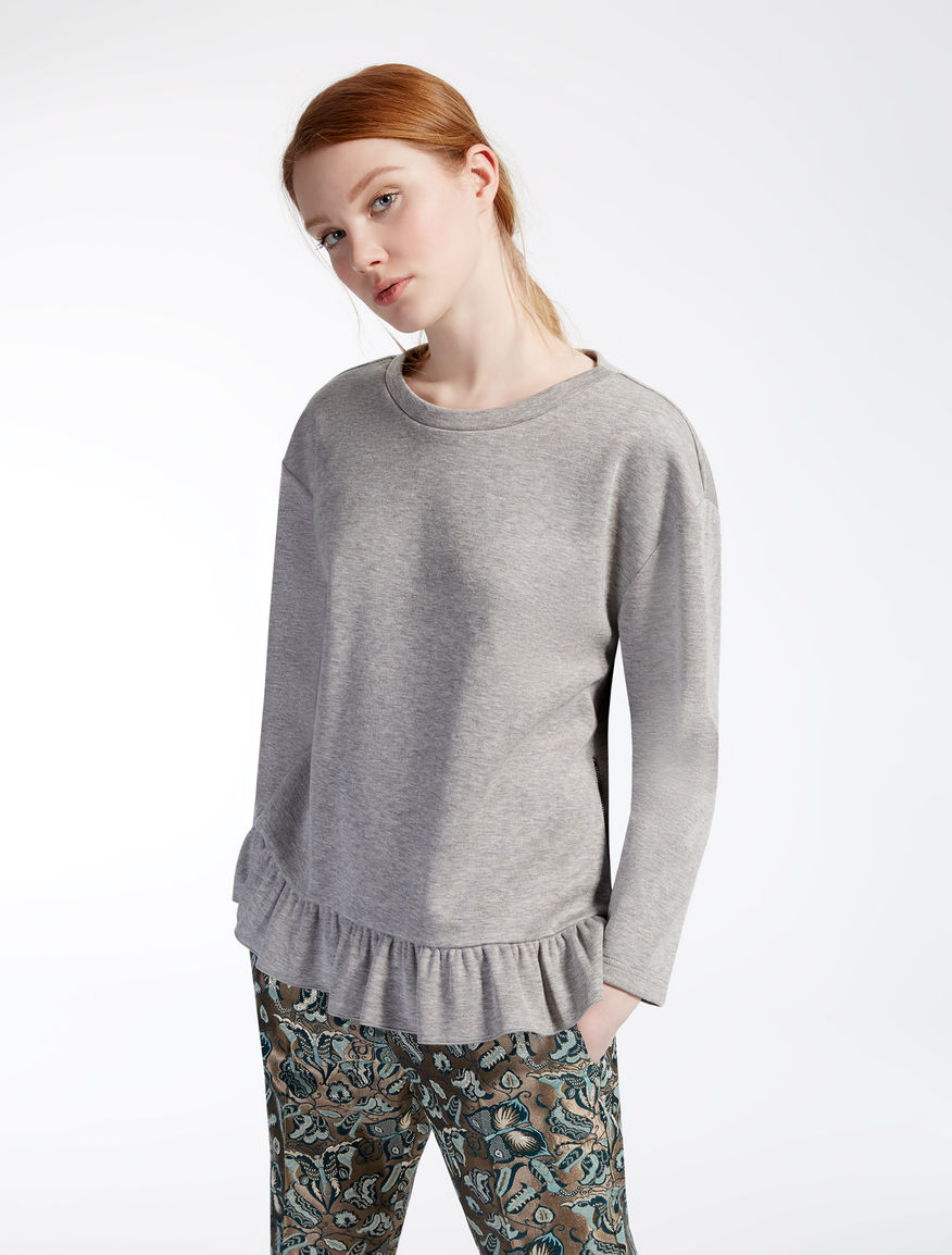 Jersey sweatshirt Weekend Maxmara