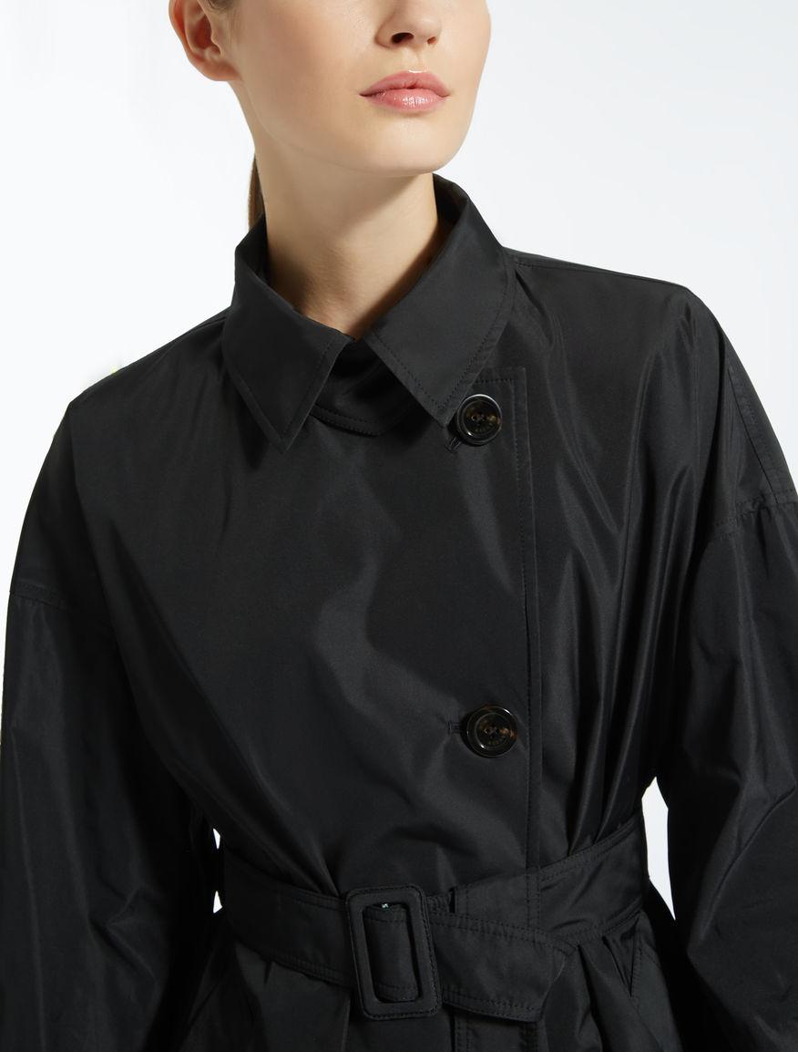 Nylon taffeta trench coat Weekend Maxmara