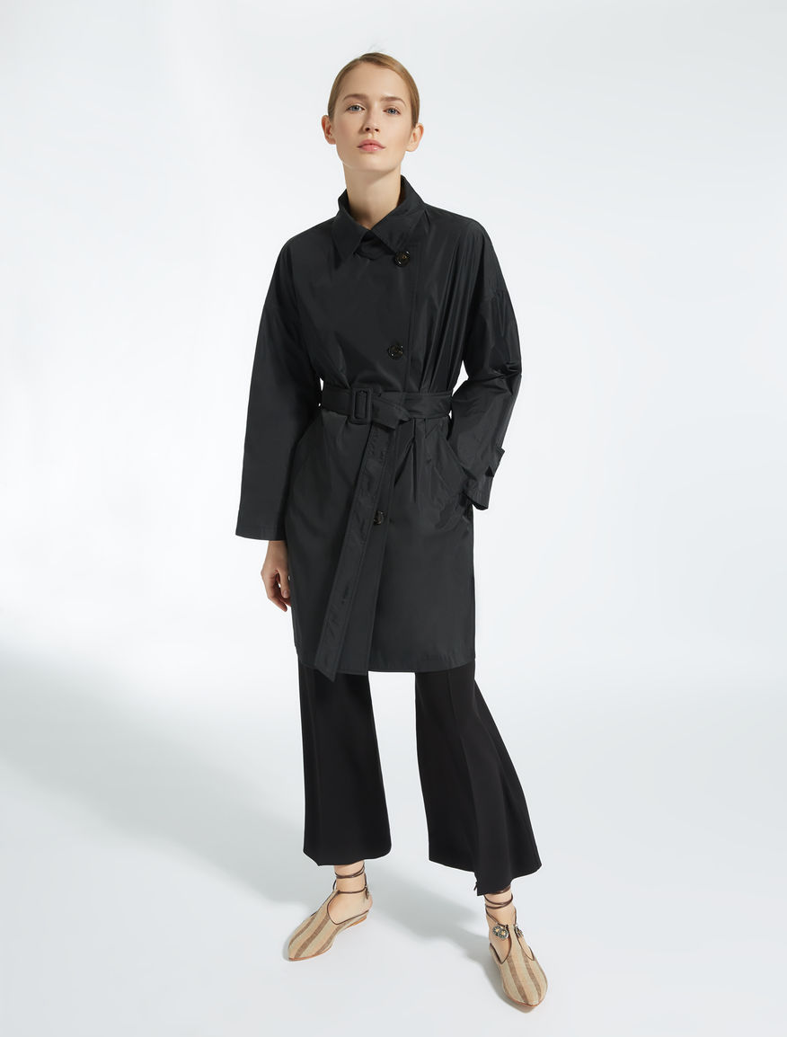 Nylon taffeta trench coat Weekend Maxmara