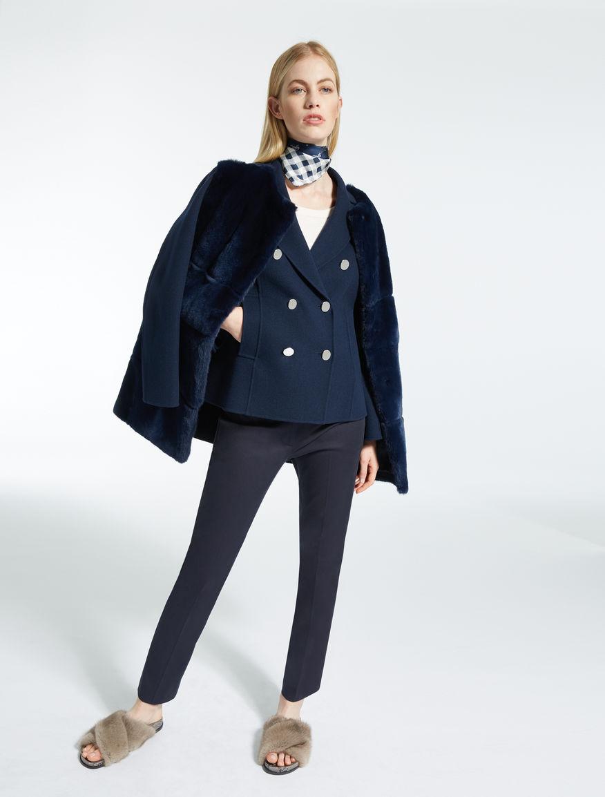 Wool pea coat Weekend Maxmara
