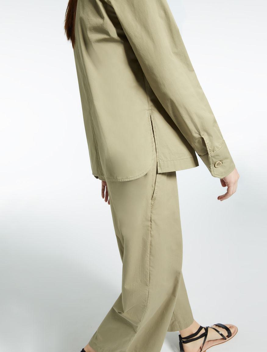 Cotton gabardine jacket Weekend Maxmara