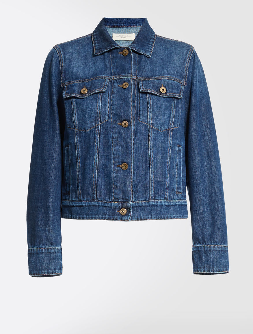 Denim jacket Weekend Maxmara