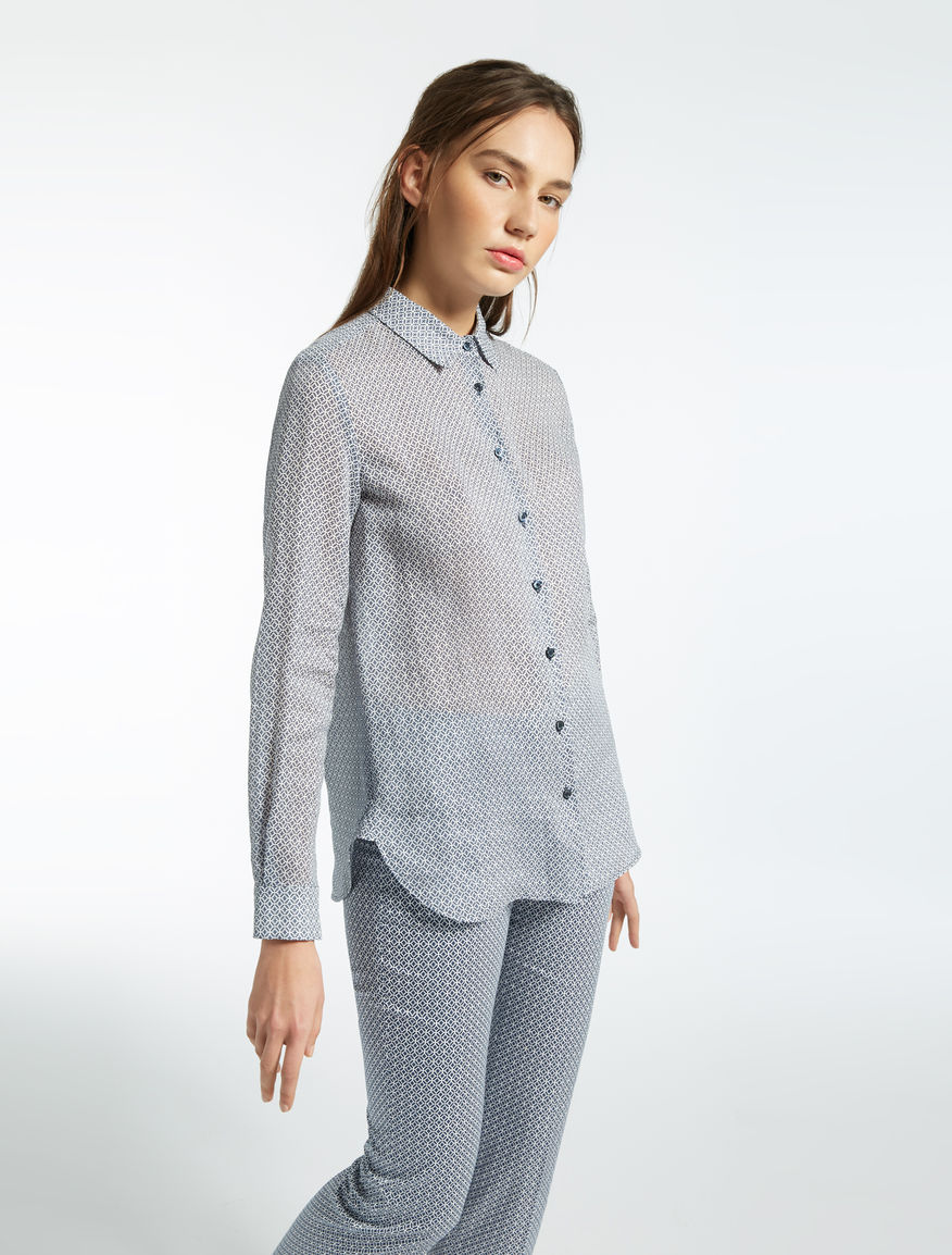 Ramie shirt Weekend Maxmara