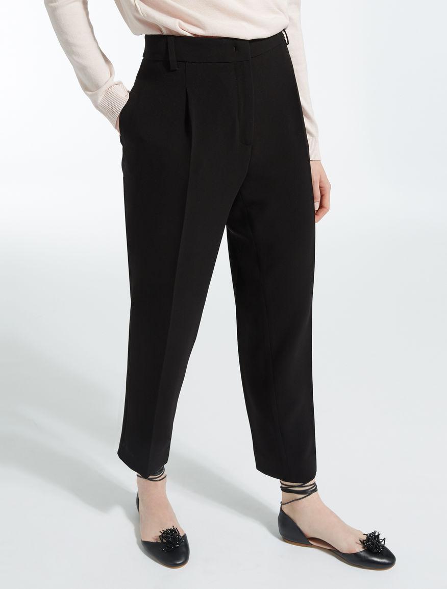 Pantaloni in crêpe tecnico Weekend Maxmara