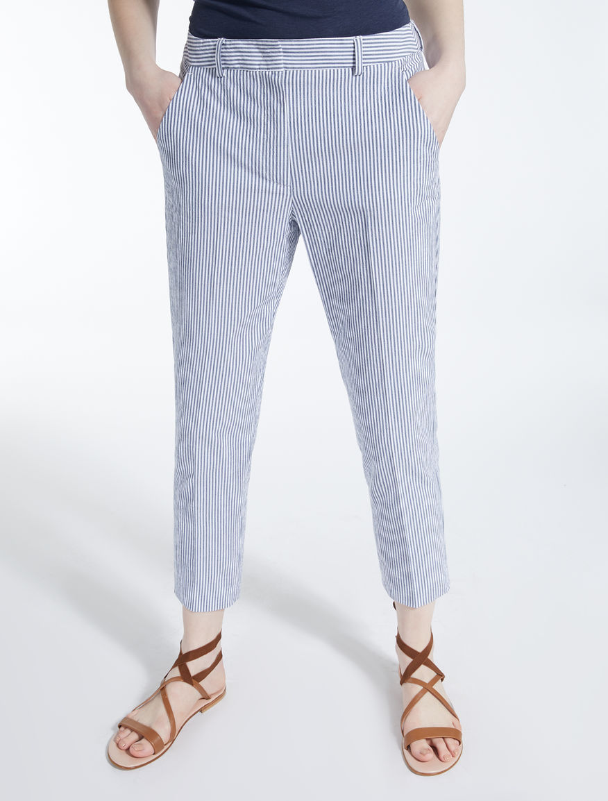 Pantaloni in cotone Weekend Maxmara