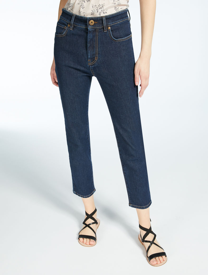 Skinny fit jeans Weekend Maxmara