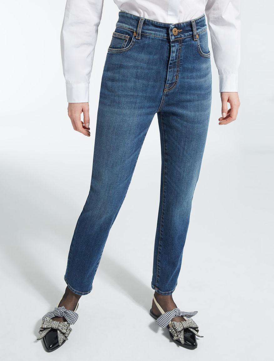 Skinny fit jeans Weekend Maxmara