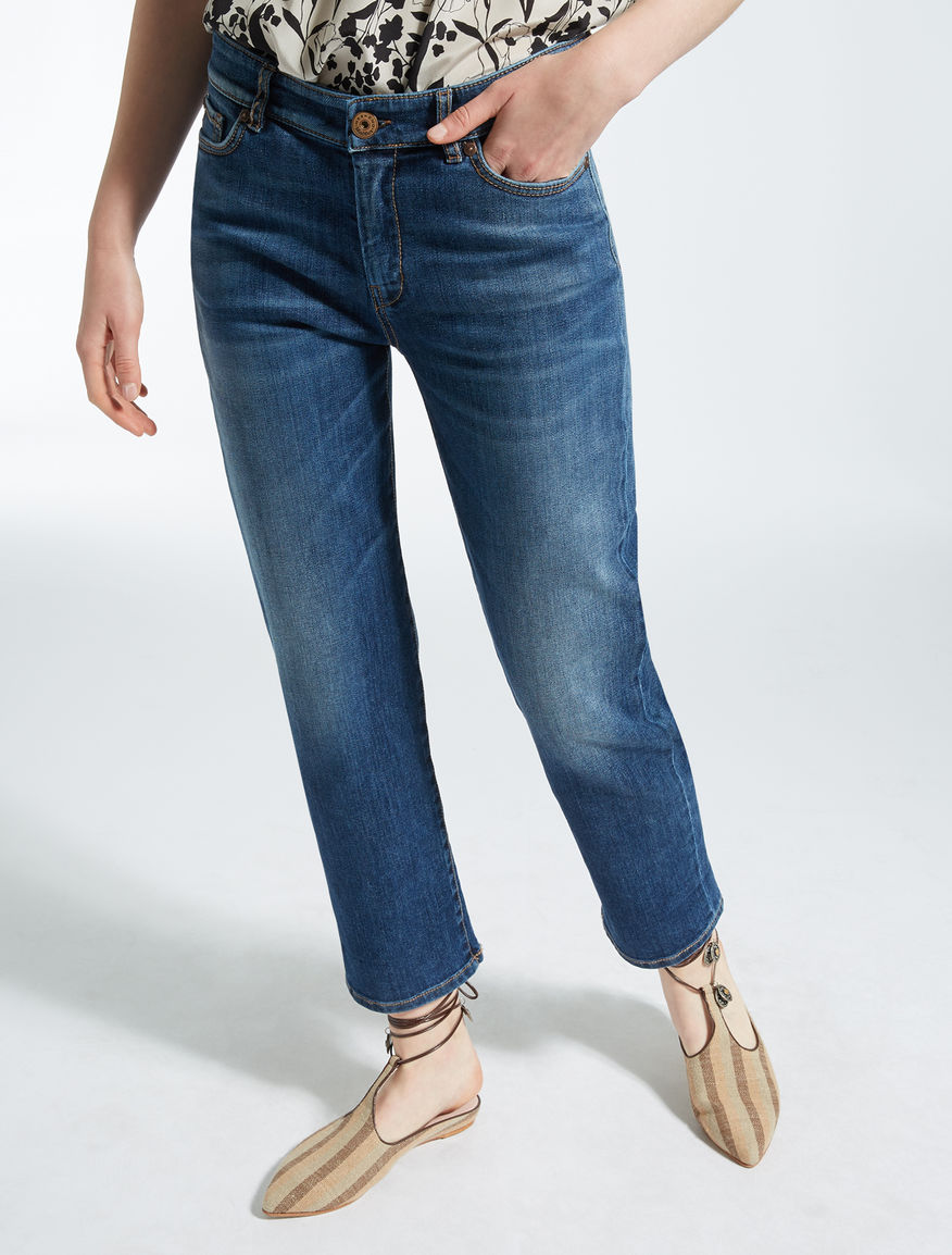 Boy-fit jeans Weekend Maxmara