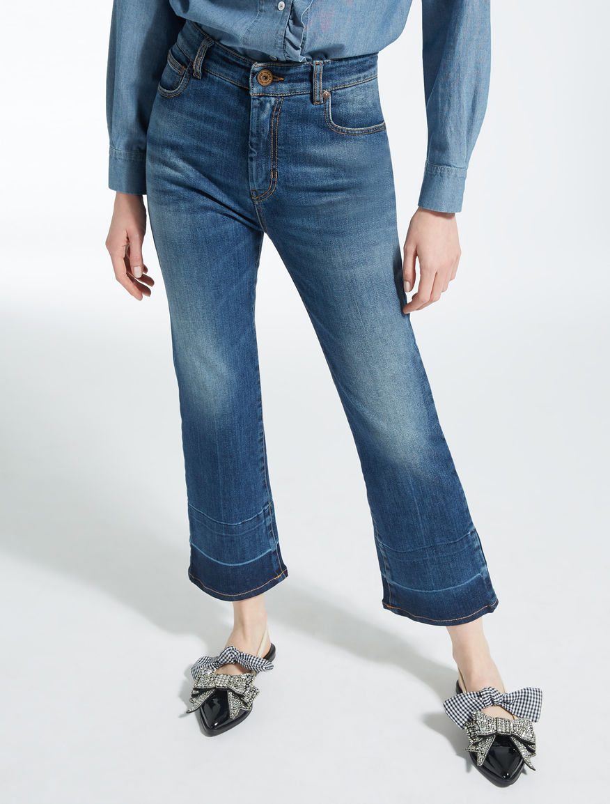 Flared skinny jeans Weekend Maxmara