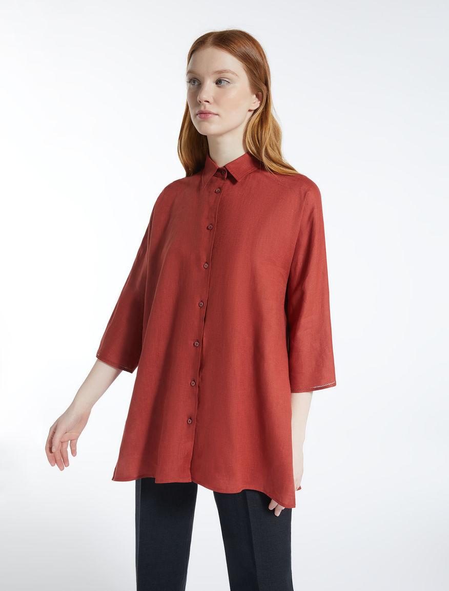 Camicia in lino Weekend Maxmara