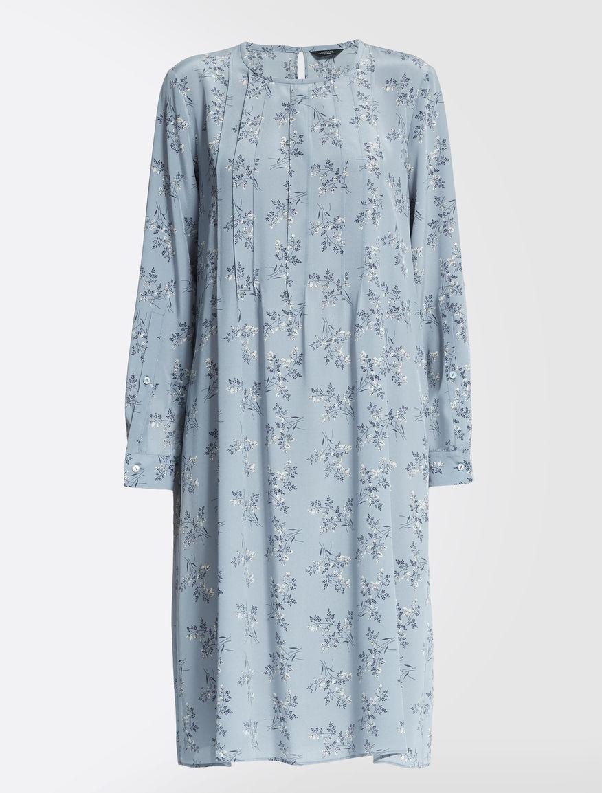 Silk crêpe de chine dress Weekend Maxmara