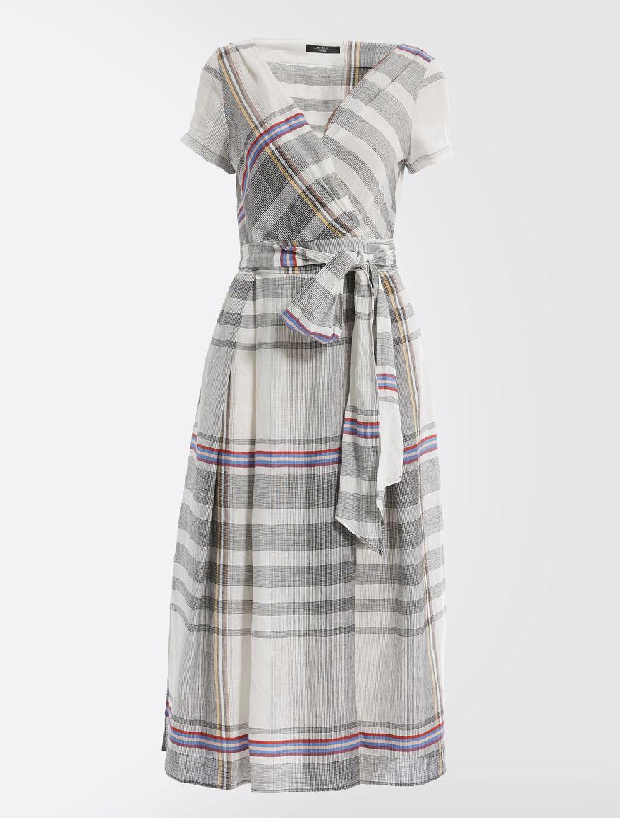Linen dress Weekend Maxmara