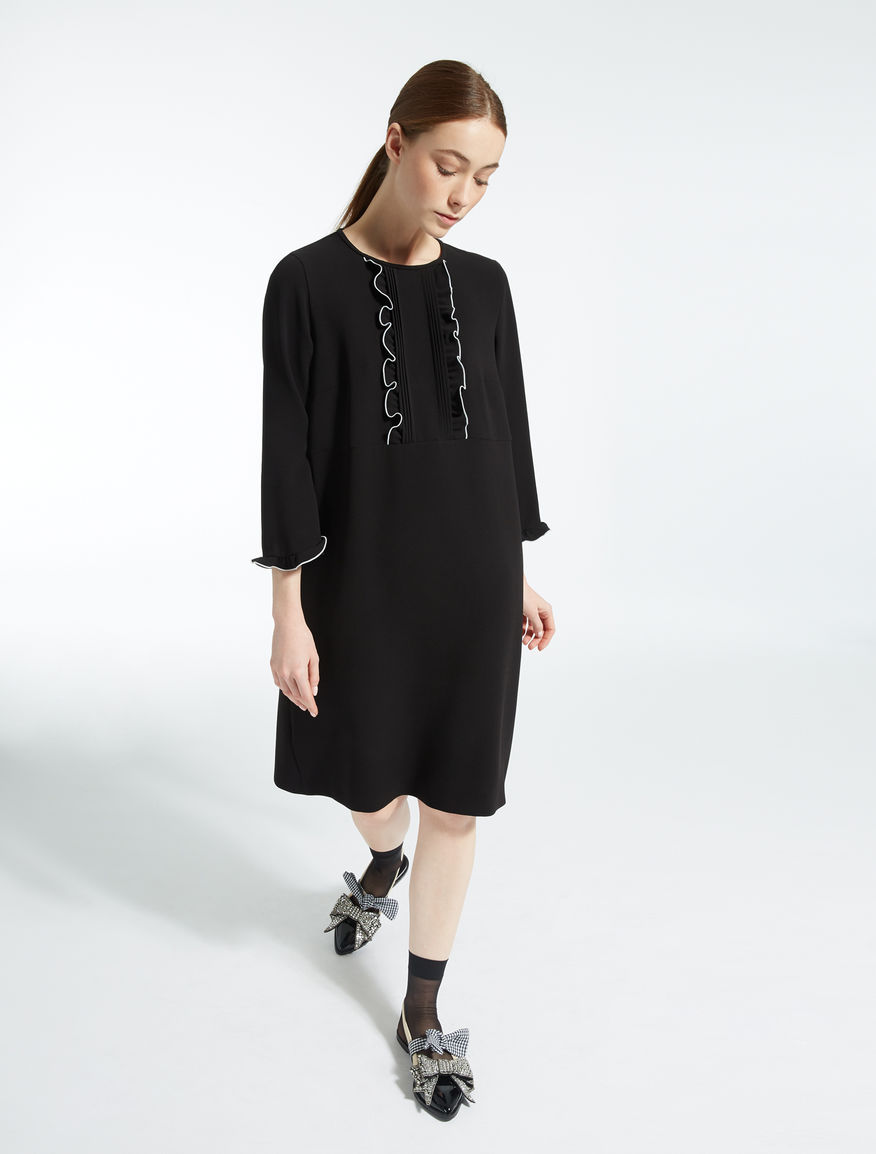 Technical crêpe dress Weekend Maxmara
