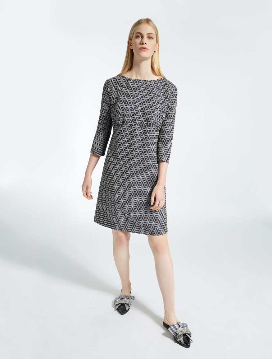 Jersey ottoman dress Weekend Maxmara