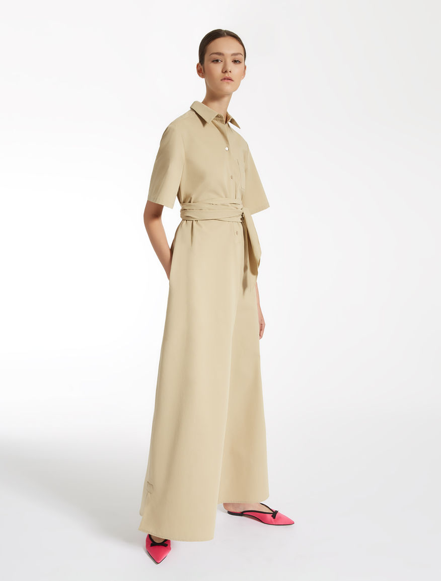 Cotton faille tunic Weekend Maxmara