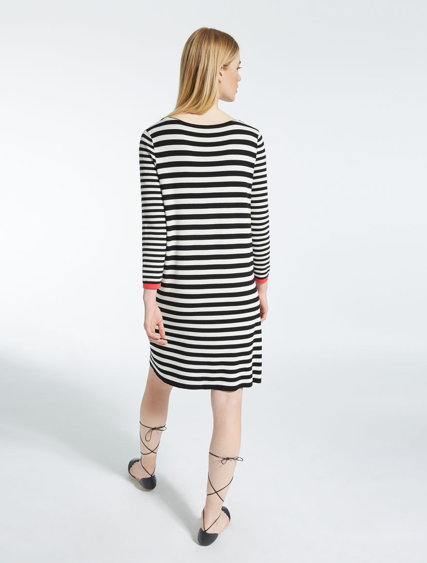 Stretch viscose dress Weekend Maxmara