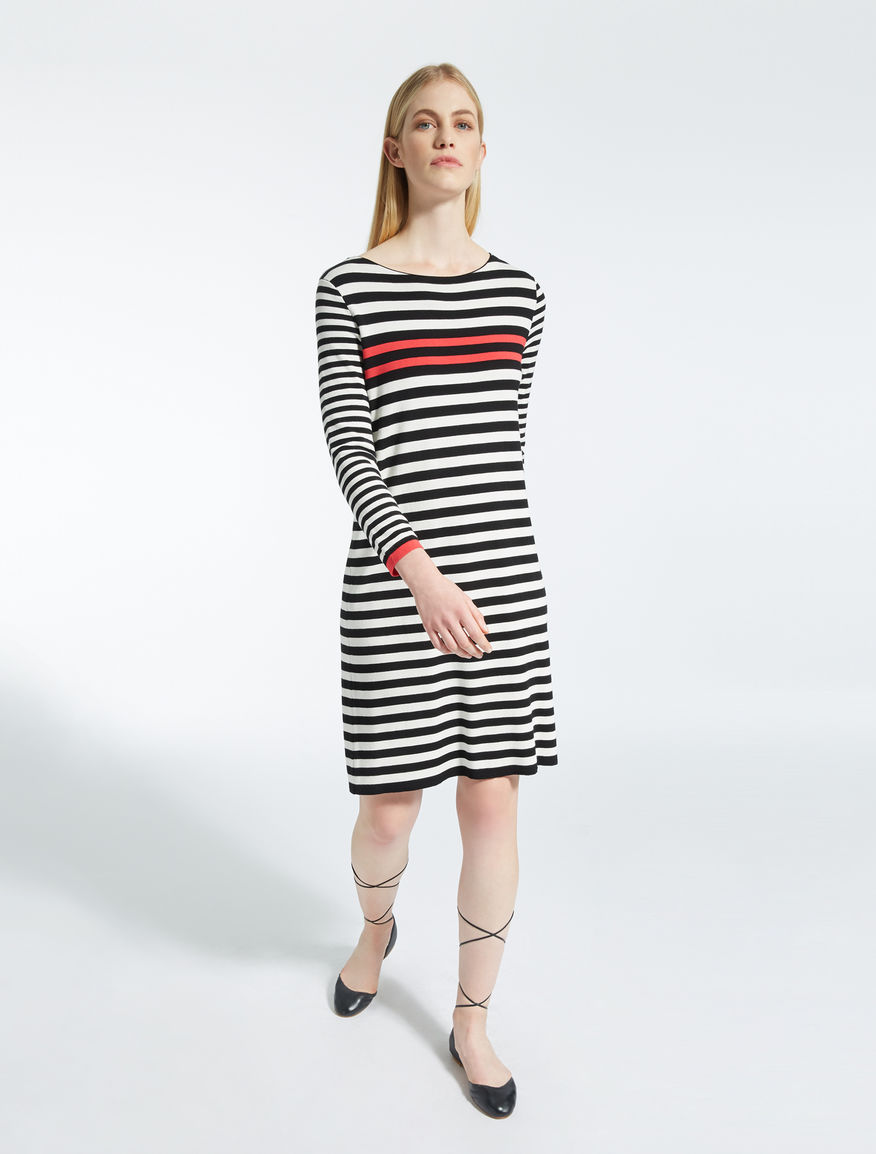 Stretch viscose dress Weekend Maxmara