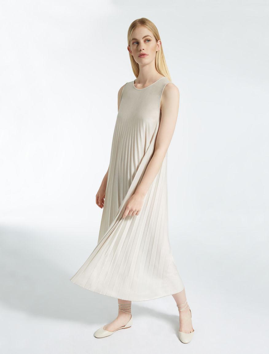 Cotton and jersey dress Weekend Maxmara
