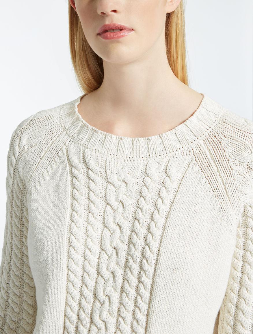 Cotton sweater Weekend Maxmara