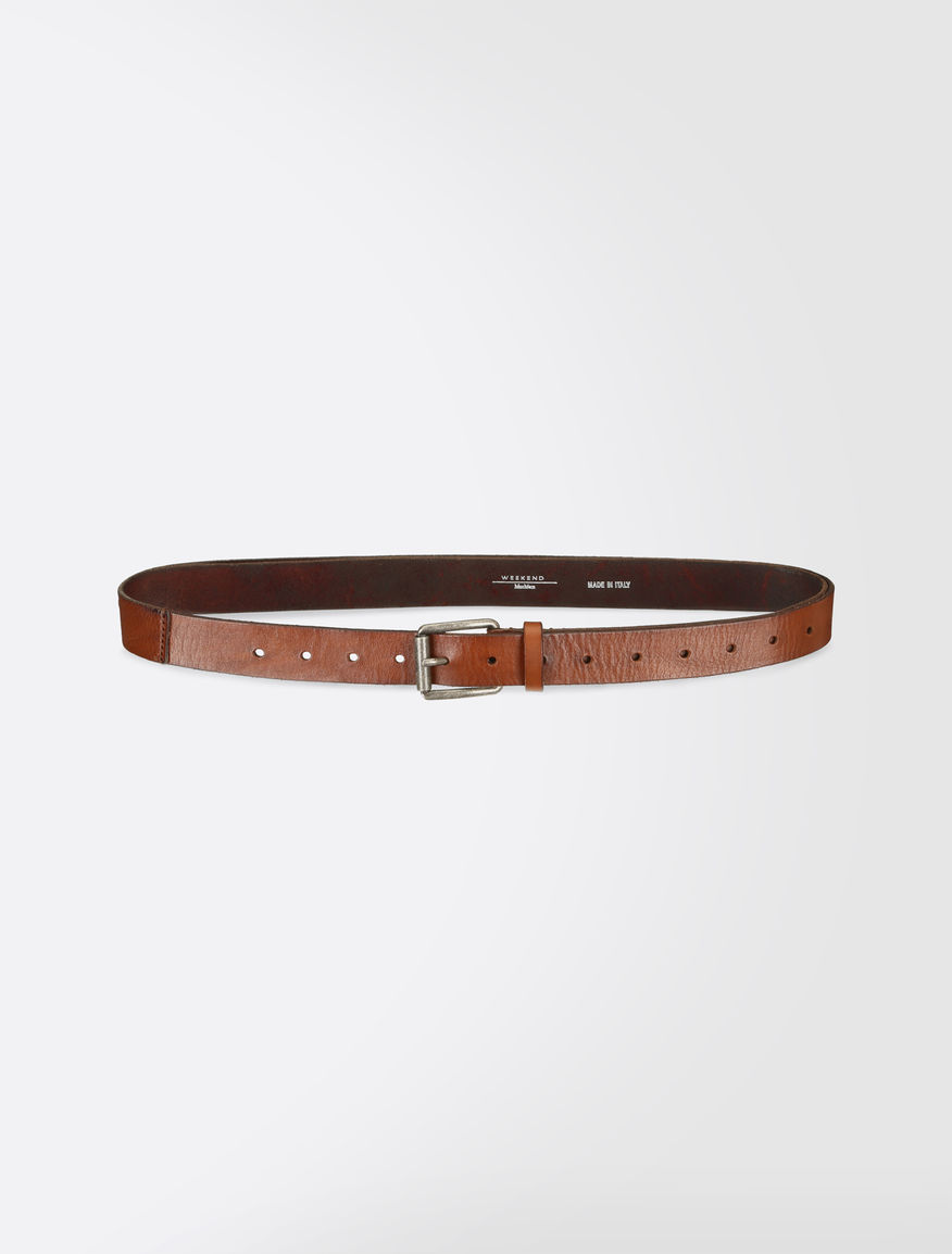 Leather belt Weekend Maxmara