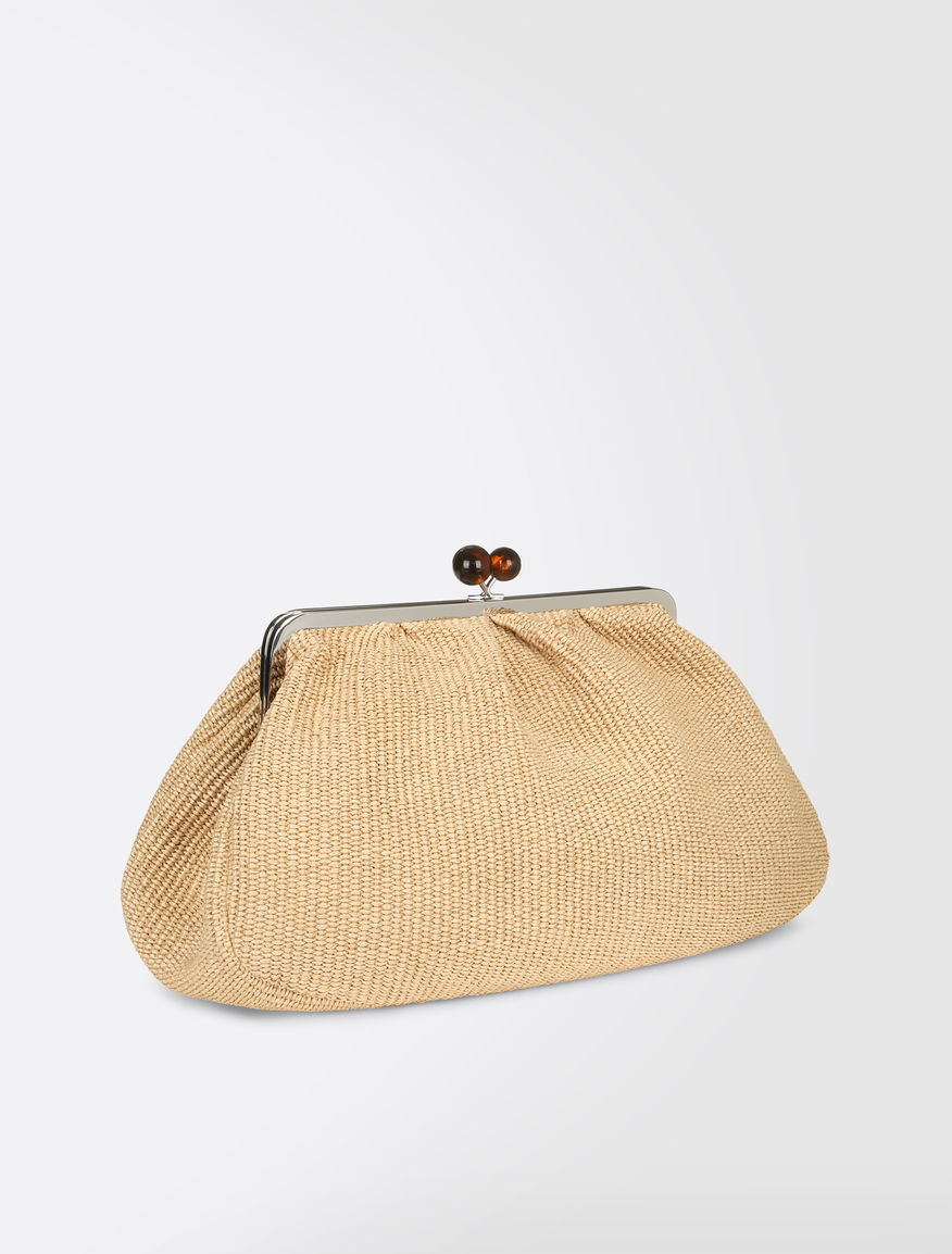 Raffia Maxi Pasticcino bag Weekend Maxmara