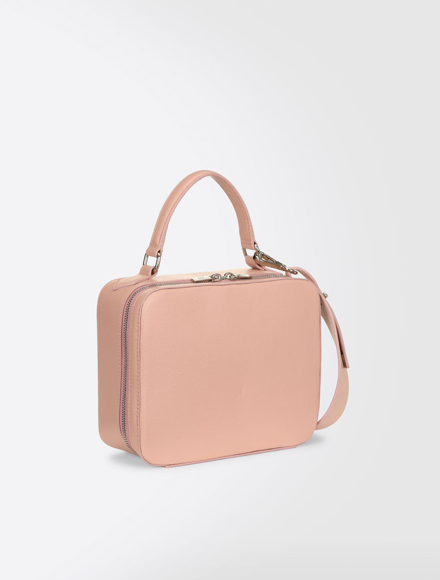 Leather Boston bag Weekend Maxmara