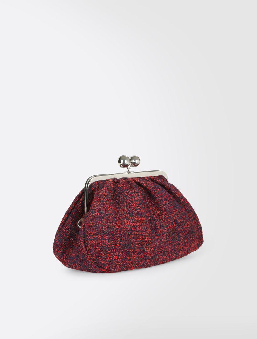 Pasticcino Bag Medium in bouclé di lana Weekend Maxmara