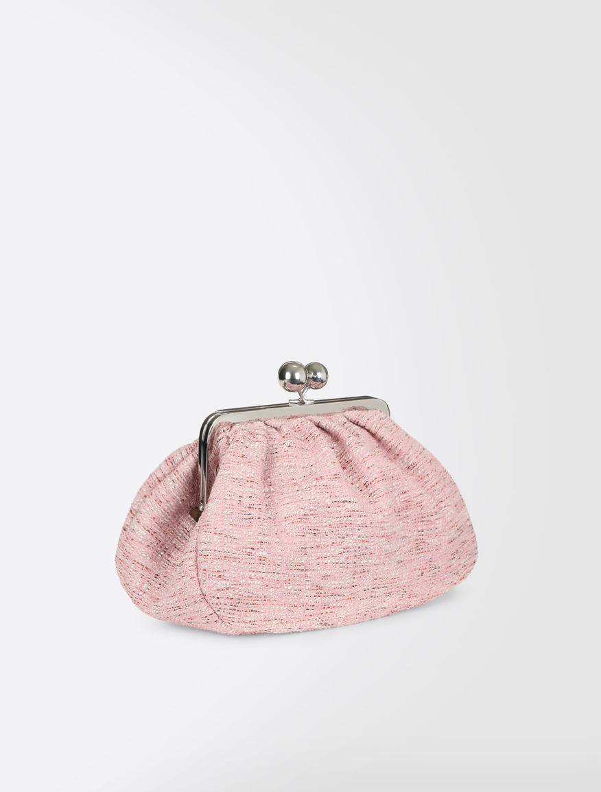 Medium Pasticcino Bag in wool bouclé Weekend Maxmara