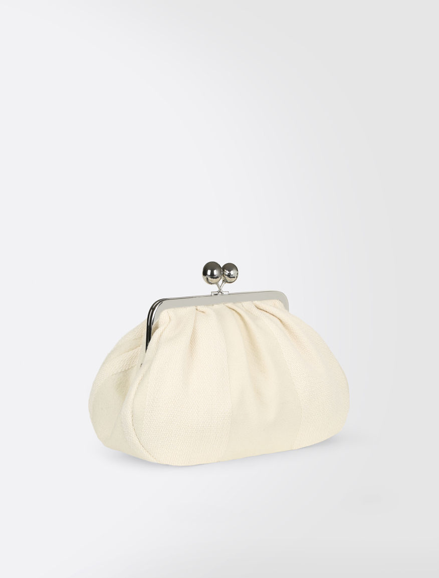 Medium Pasticcino Bag in woollen cloth Weekend Maxmara