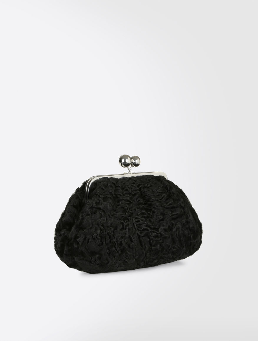 Pasticcino Bag Medium in pelliccia Weekend Maxmara