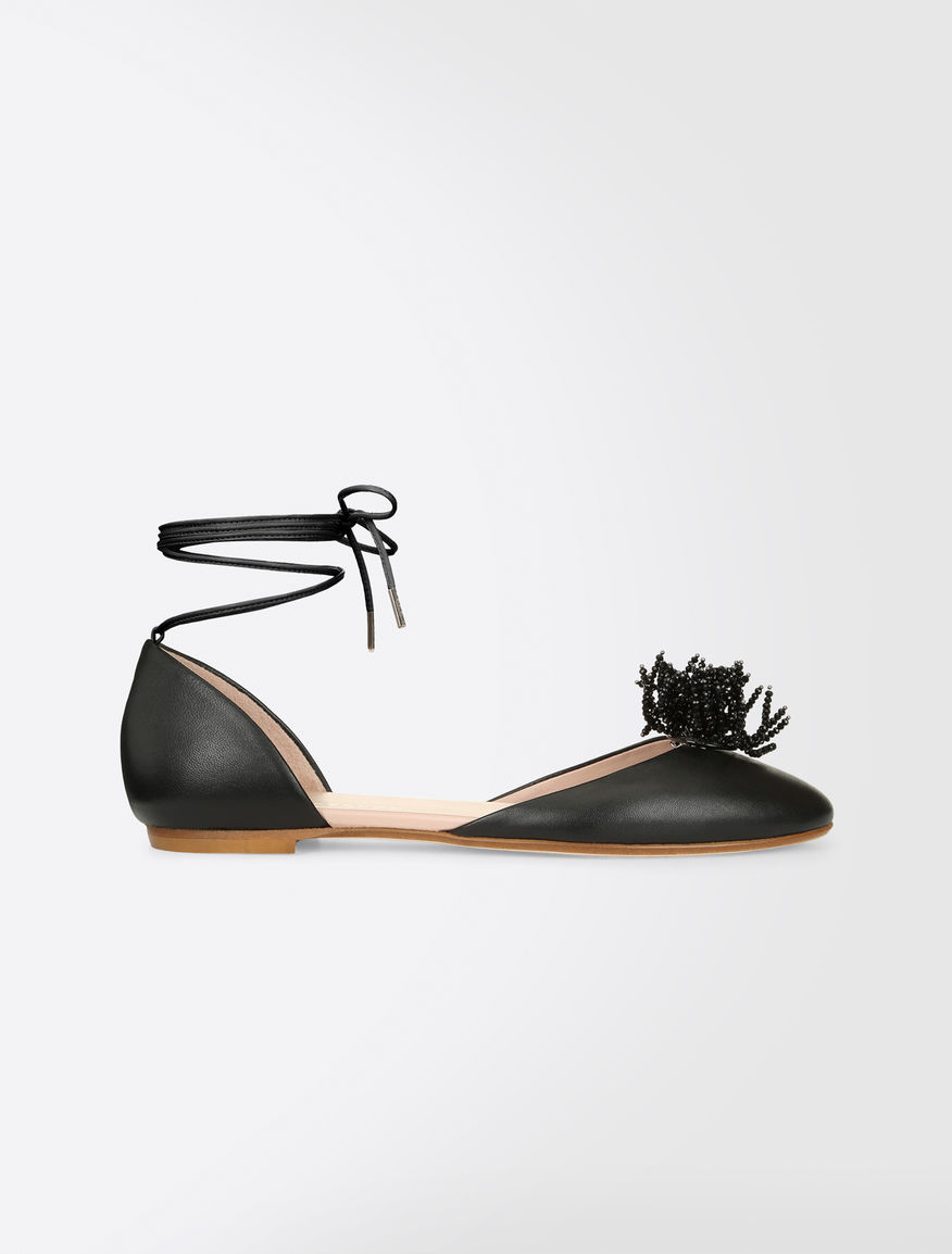 Ballerina in nappa Weekend Maxmara
