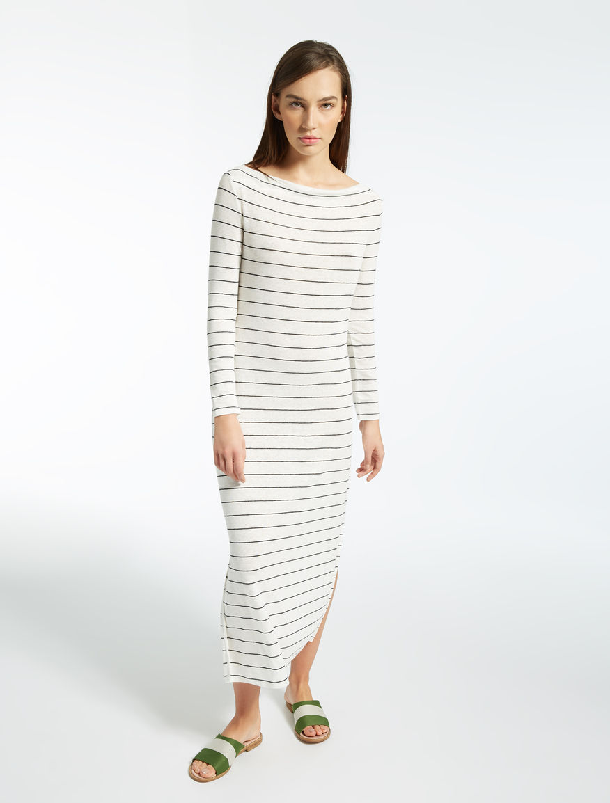 Linen jersey dress Weekend Maxmara