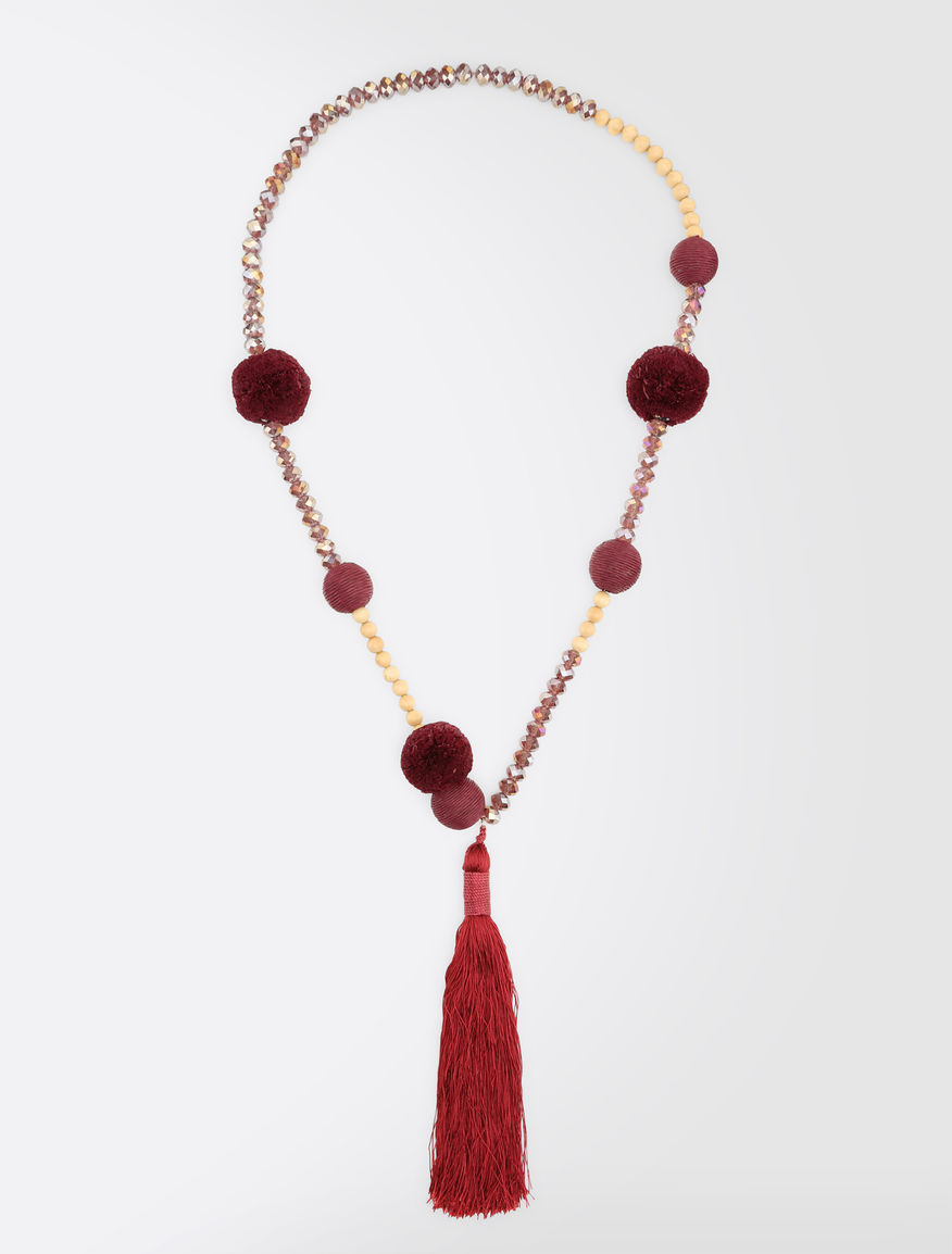 Maxi-pendant necklace Weekend Maxmara