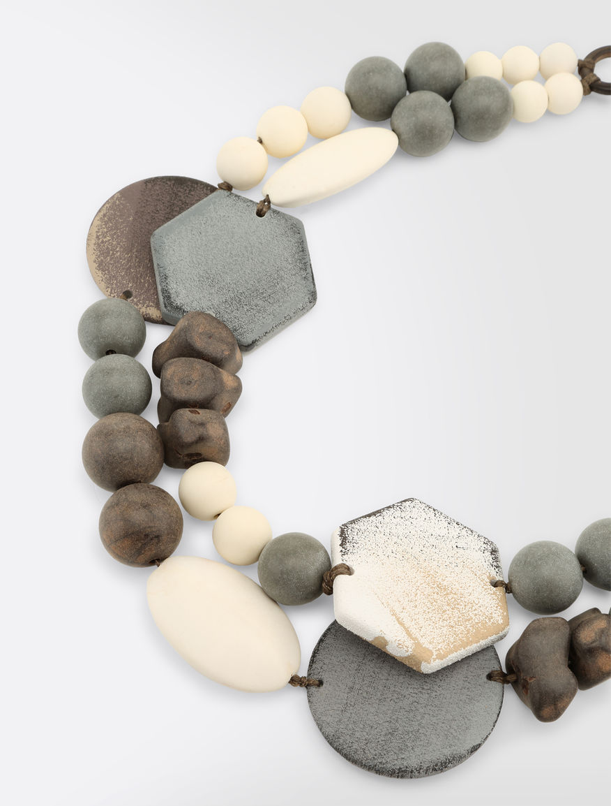 Necklace with stones Weekend Maxmara
