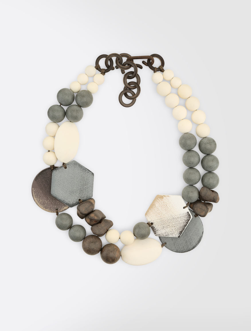 Necklace with stones Weekend Maxmara