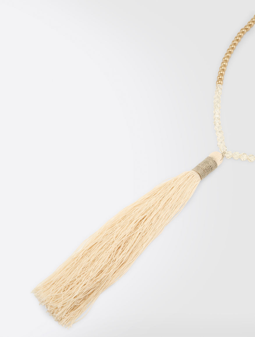 Long necklace with tassel Weekend Maxmara