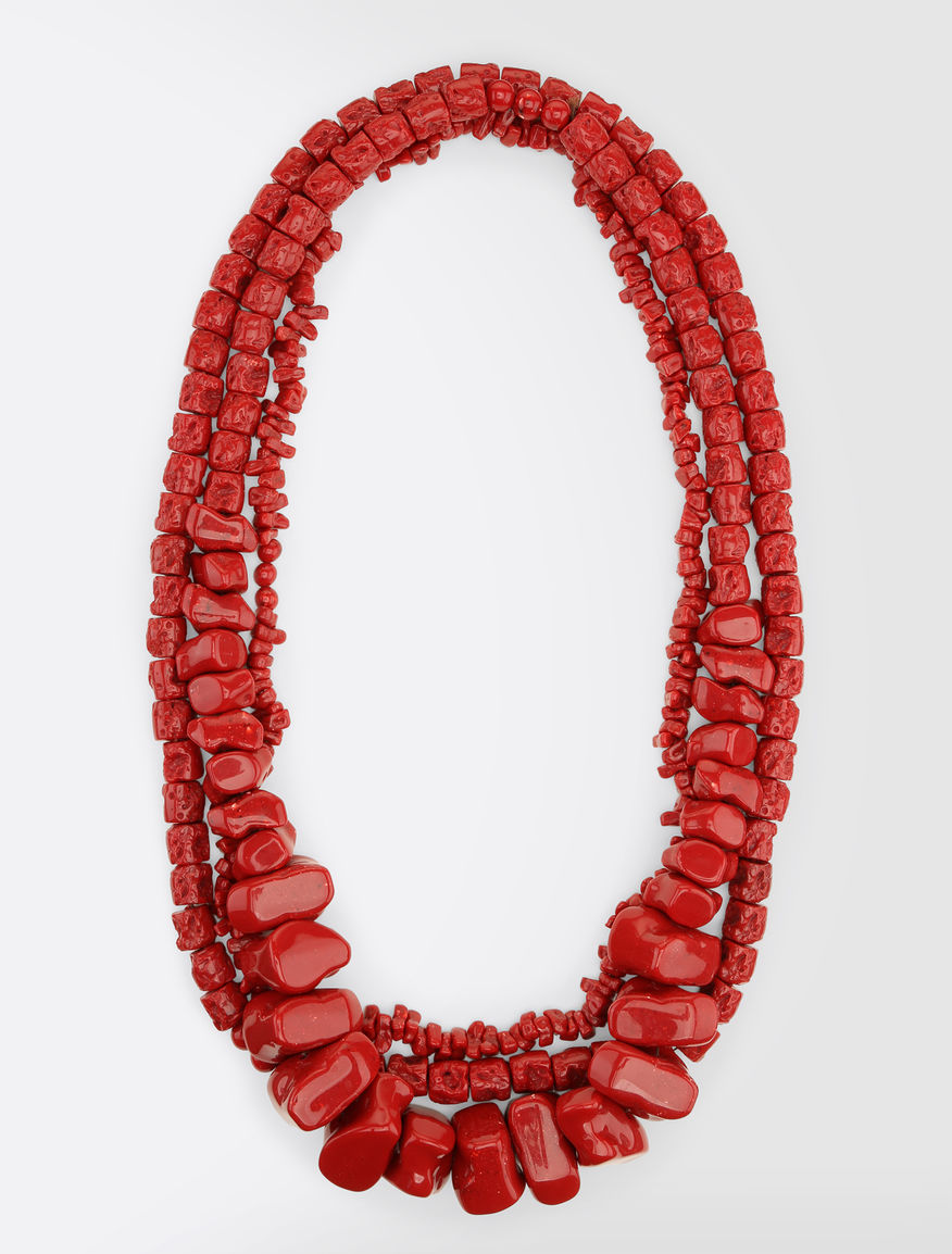 Set of resin necklaces Weekend Maxmara