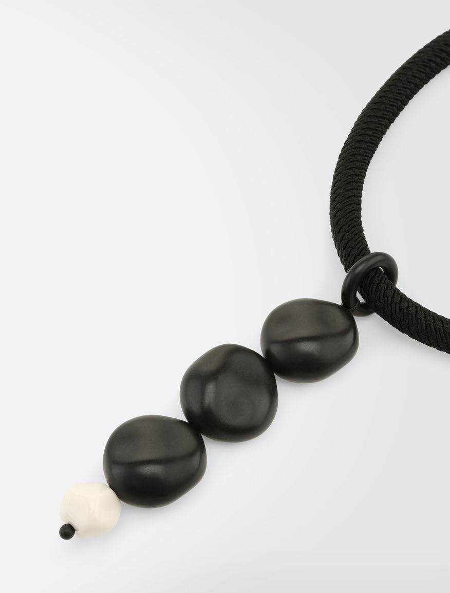 Cord necklace with pendant Weekend Maxmara
