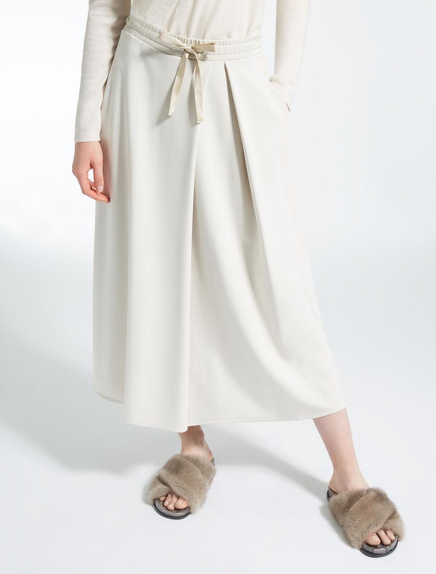 Jersey skirt Weekend Maxmara