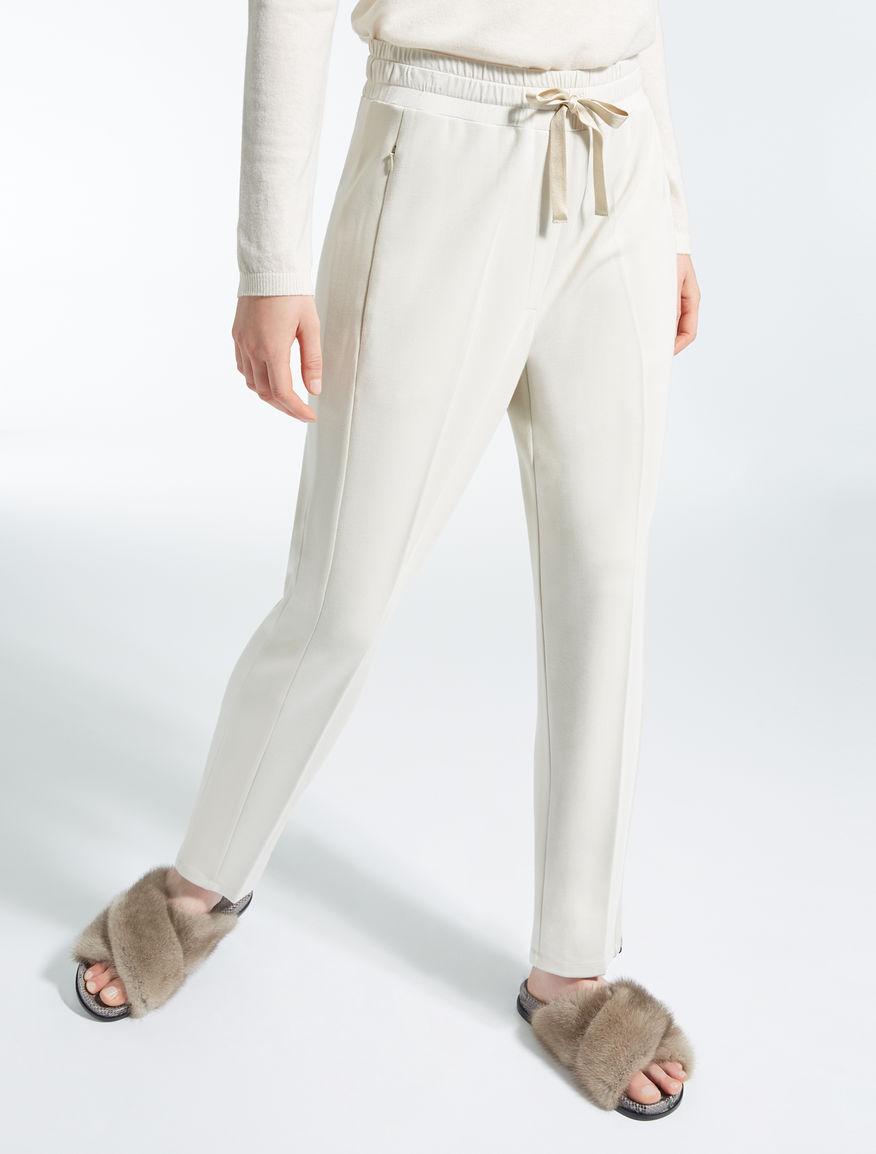 Pantaloni in jersey Weekend Maxmara