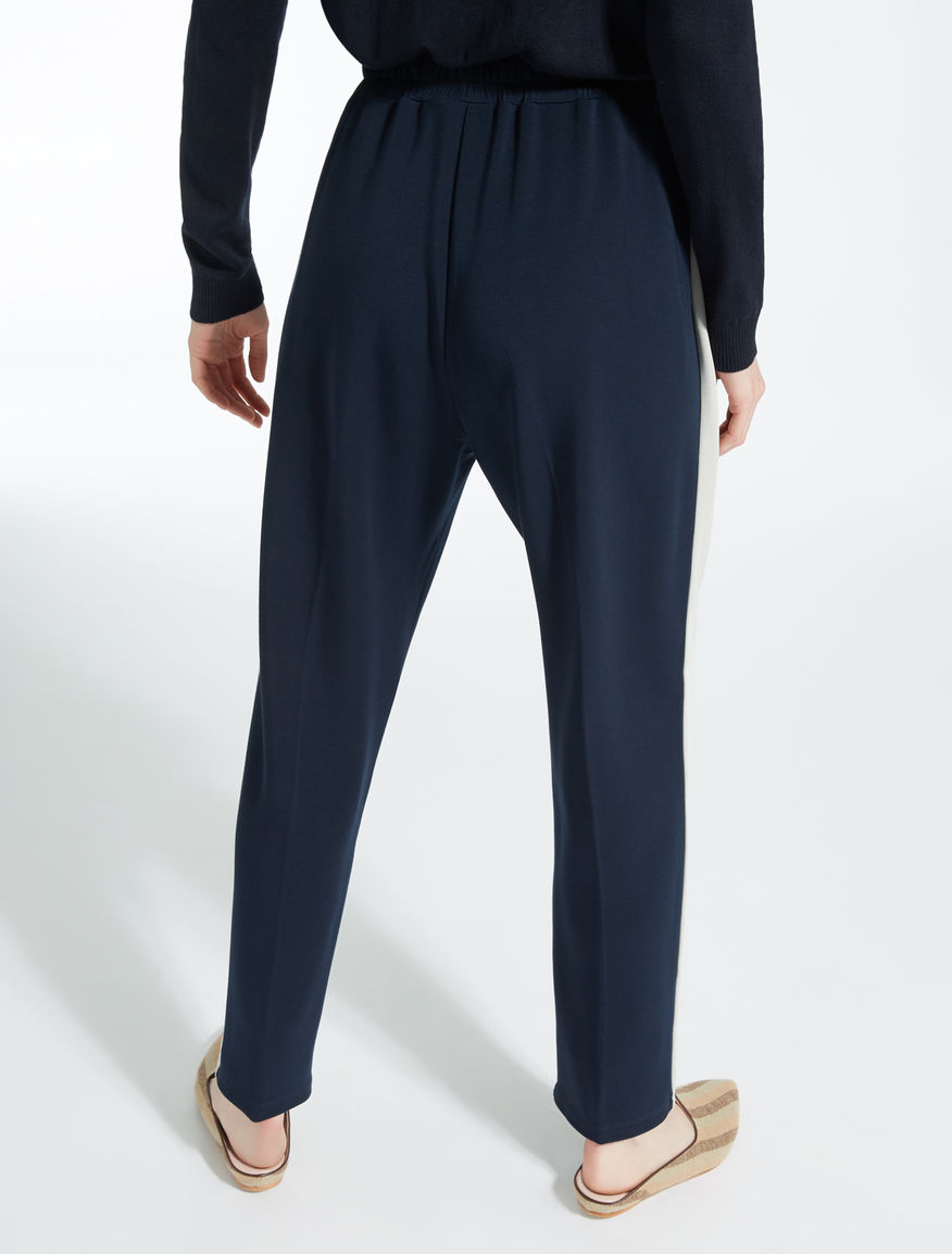 Jersey trousers Weekend Maxmara
