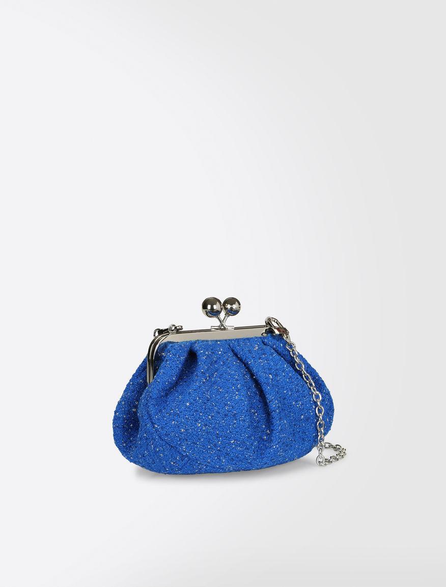 Pasticcino Bag Mini in bouclé di lana Weekend Maxmara