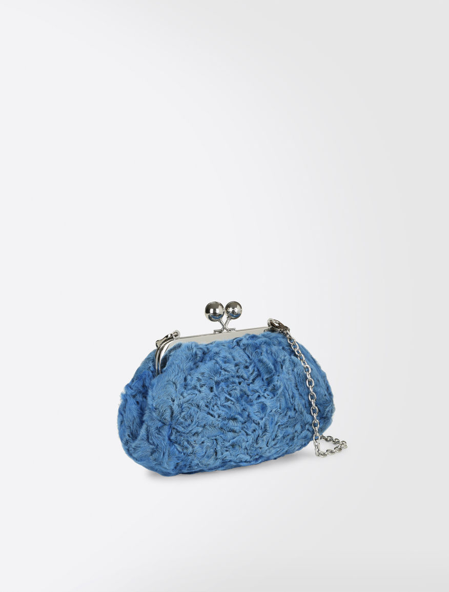 Mini Pasticcino Bag in fur Weekend Maxmara